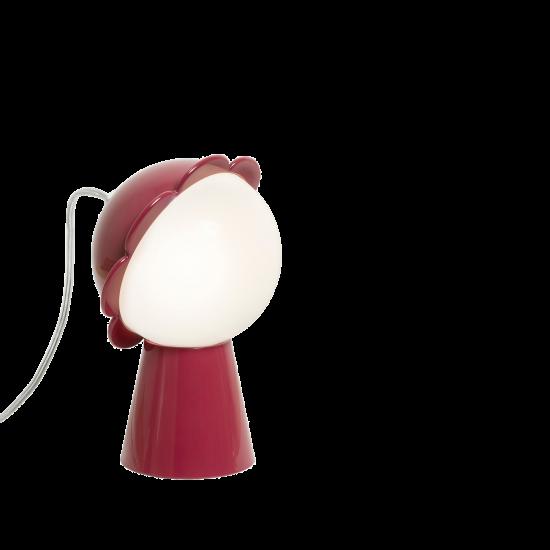 QEEBOO DAISY LAMPADA DA TAVOLO RED