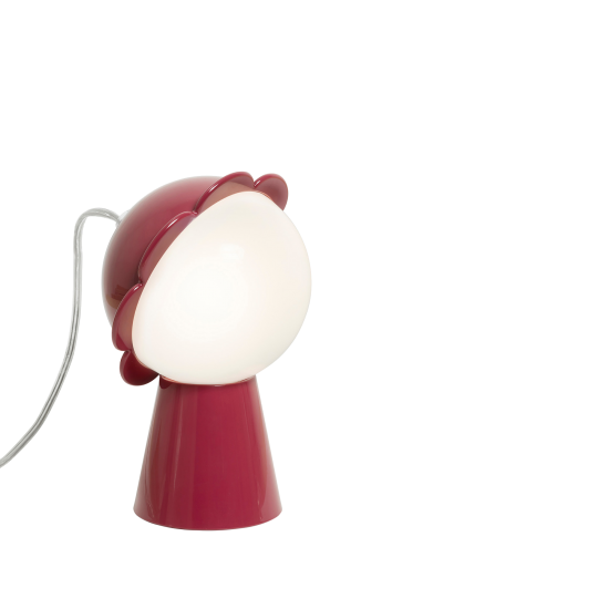 QEEBOO DAISY TABLE LAMP RED
