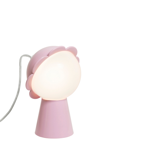 QEEBOO DAISY TABLE LAMP PINK