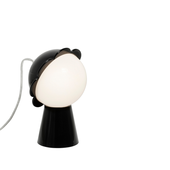 QEEBOO DAISY TABLE LAMP BLACK
