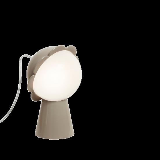 QEEBOO DAISY LAMPADA DA TAVOLO GREY