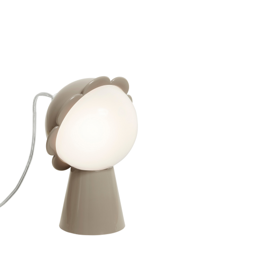 QEEBOO DAISY TABLE LAMP GREY