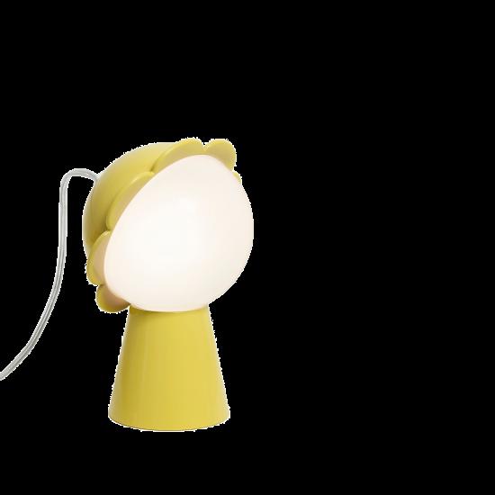 QEEBOO DAISY LAMPADA DA TAVOLO YELLOW
