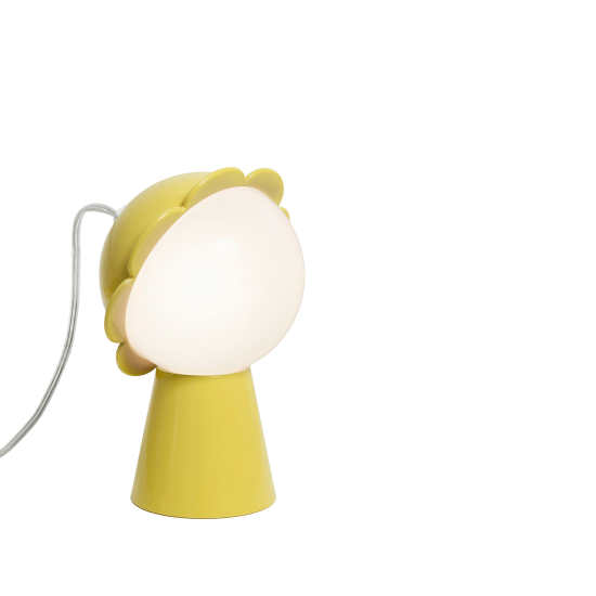 QEEBOO DAISY TABLE LAMP YELLOW