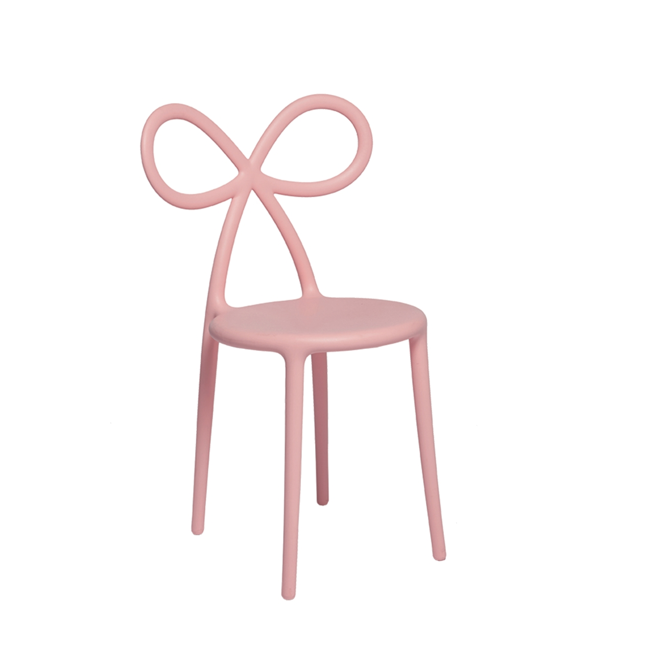 QEEBOO RIBBON CHAIR PINK