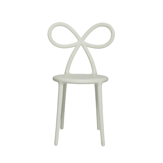 QEEBOO RIBBON CHAIR WHITE
