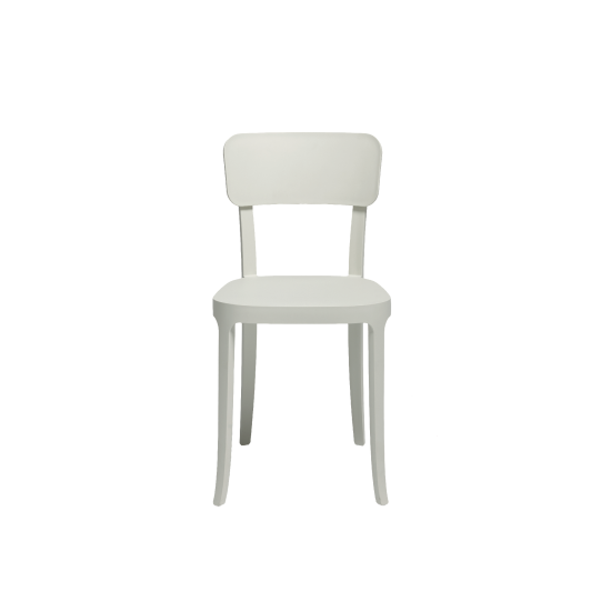 QEEBOO K CHAIR SEDIA WHITE