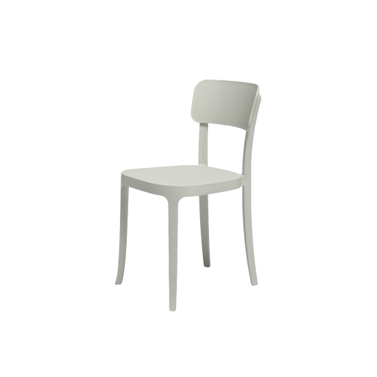QEEBOO K CHAIR WHITE