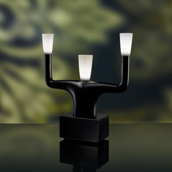 QEEBOO GURU LAMPADA DA TAVOLO