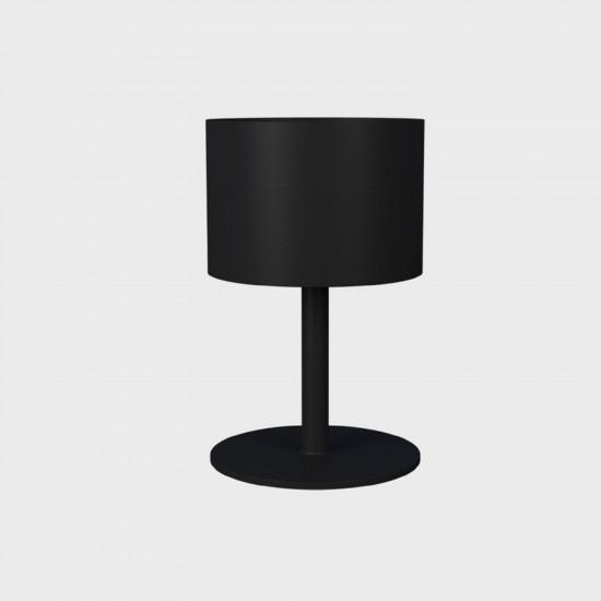 MAIORI LA LAMP POSE 01 SOLAR LAMP CHARCOAL