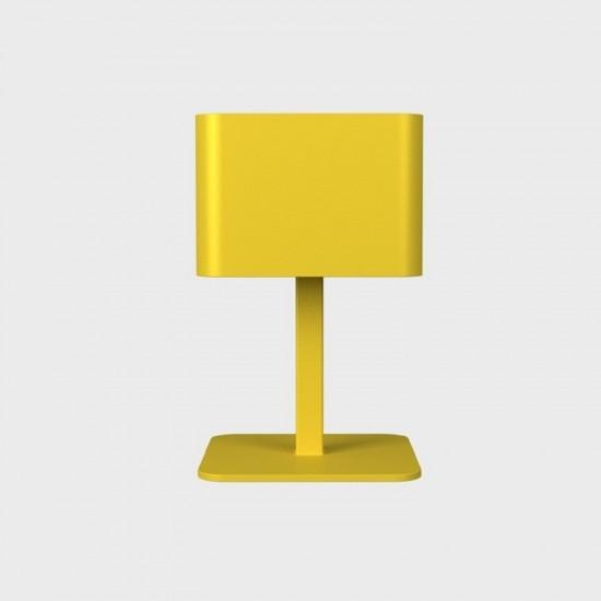 MAIORI LA LAMP POSE 02 SOLAR LAMP MUSTARD
