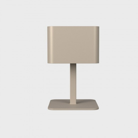 MAIORI LA LAMP POSE 02 SOLAR LAMP LIGHT TAUPE