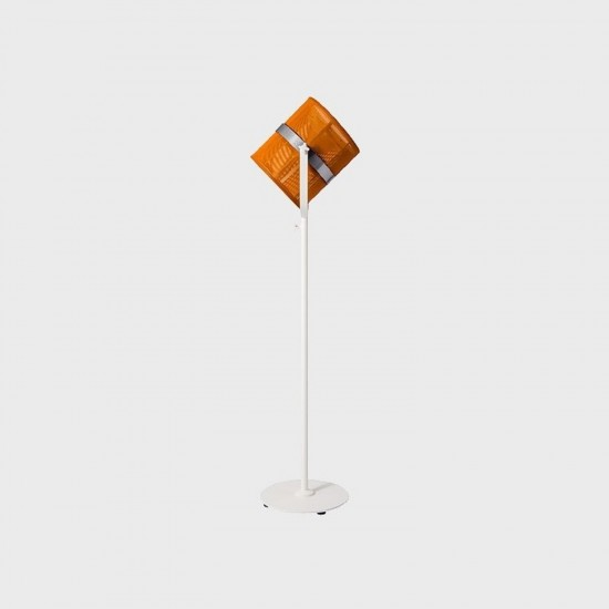 MAIORI LA LAMP PARIS FLOOR LAMP WH