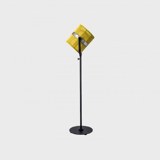 MAIORI LA LAMP PARIS FLOOR LAMP BL