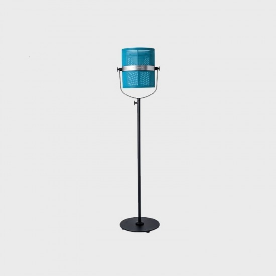 MAIORI LA LAMP PARIS FLOOR LAMP BL