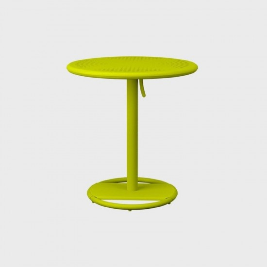 MAIORI KOSE ROUND BISTROT TABLE LIME