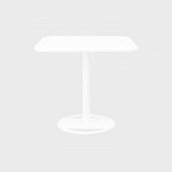 MAIORI KOSE SQUARE BISTRO TABLE WHITE