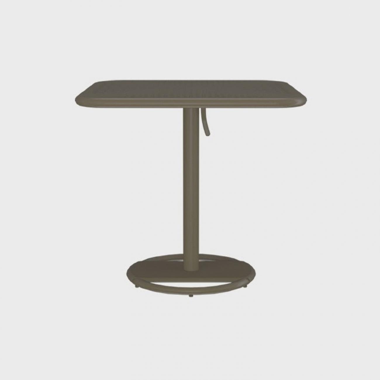 Maiori kose square bistro table dun tattahome maiori kose square bistro table dun watchthetrailerfo