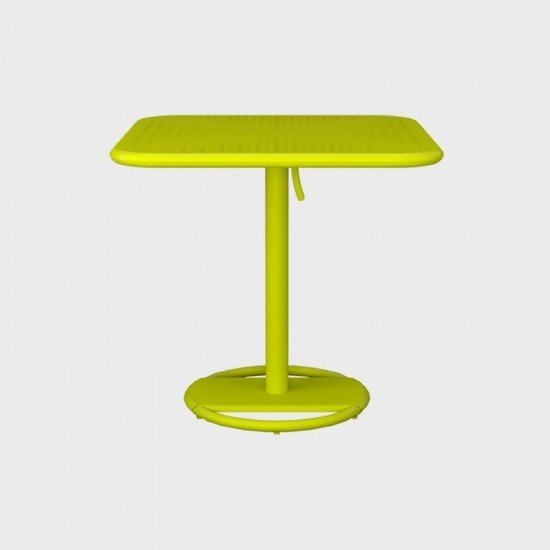 MAIORI KOSE SQUARE BISTRO TABLE LIME