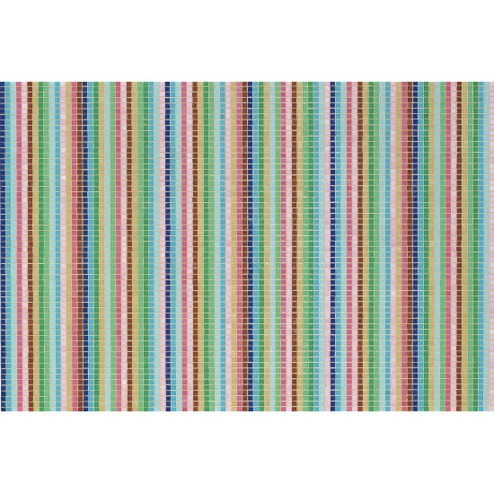 BISAZZA DECORATION MOSAIC STRIPES SPRING