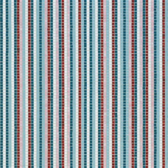 BISAZZA DECORATION MOSAIC STRIPES WINTER