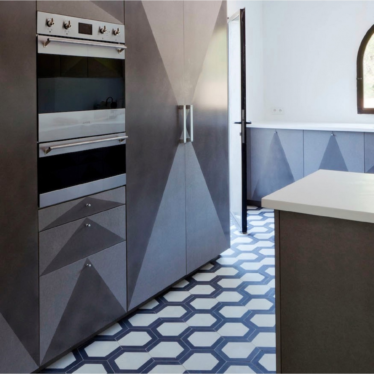 BISAZZA CEMENTILES MAHDAVI IN THE SKY 20X23 E