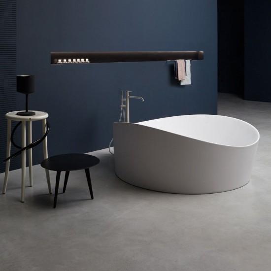 DUNE1 ANTONIO LUPI ROUND CRISTALPLANT BATHTUB