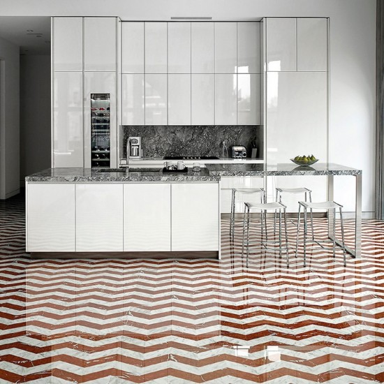 BISAZZA MARBLE COLLECTION APPIA CORALLO