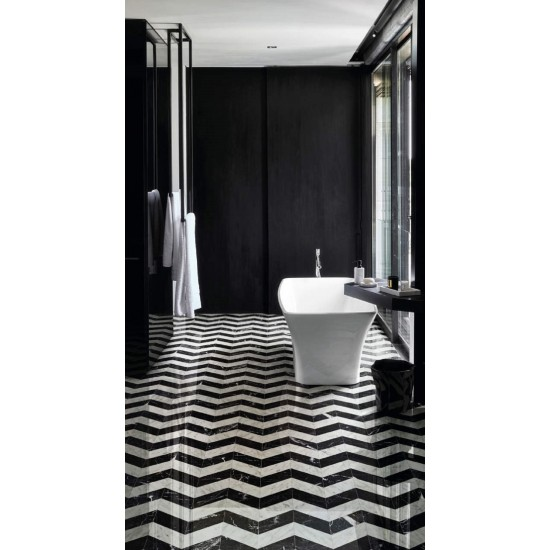 BISAZZA MARBLE COLLECTION APPIA NERO