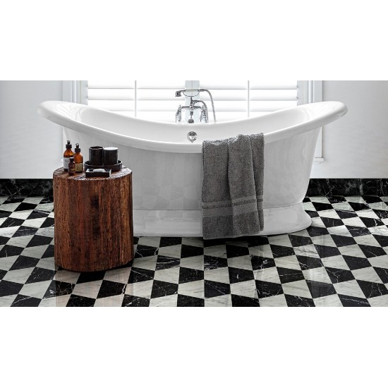 BISAZZA MARBLE COLLECTION TIBURTINA NERO