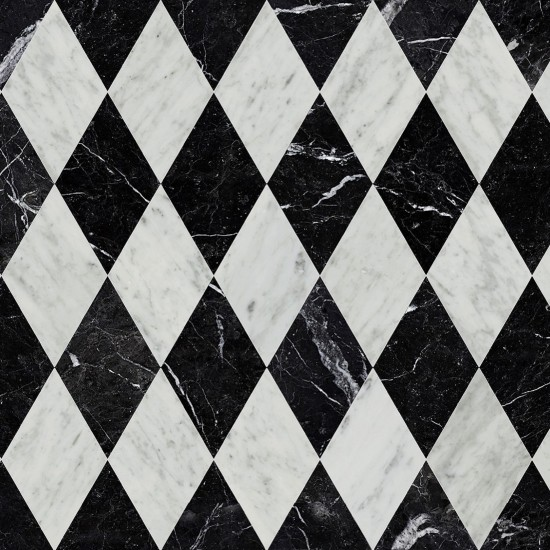 BISAZZA MARBLE COLLECTION TUSCOLANA NERO