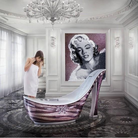 SICIS AUDREY & AUDREYETTE BATHTUB