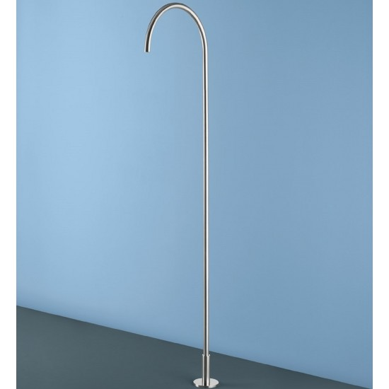 RADOMONTE TOKI BIG FREESTANDING FLOOR BASIN SPOUT