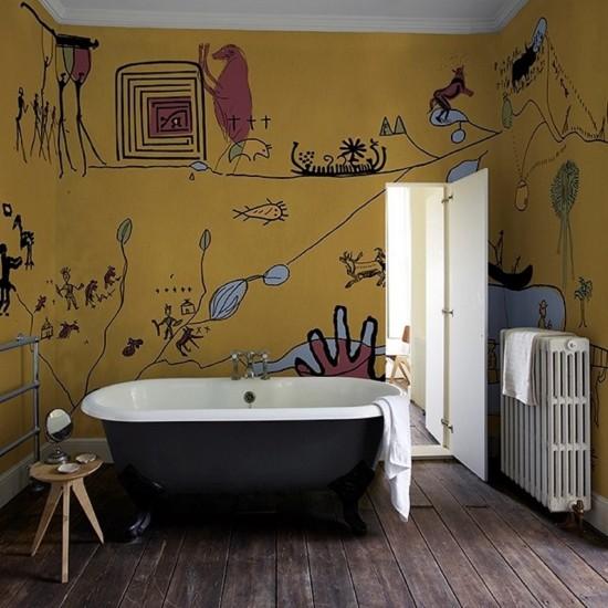 Wall & Decò WET SYSTEM ONEWORLDONETRIBE WALLPAPER