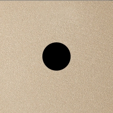M2071 GOLD SATIN-MATT BLACK