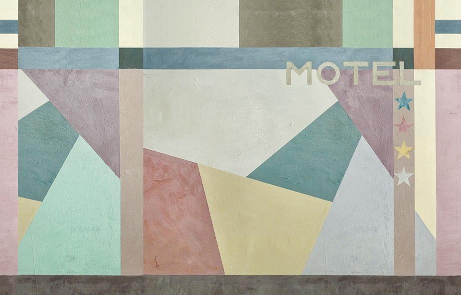 MOTEL FUTURISTE WDMF1601