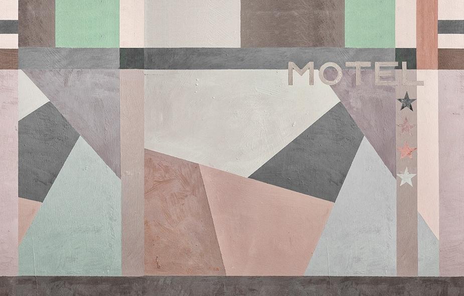 MOTEL FUTURISTE WDMF1602