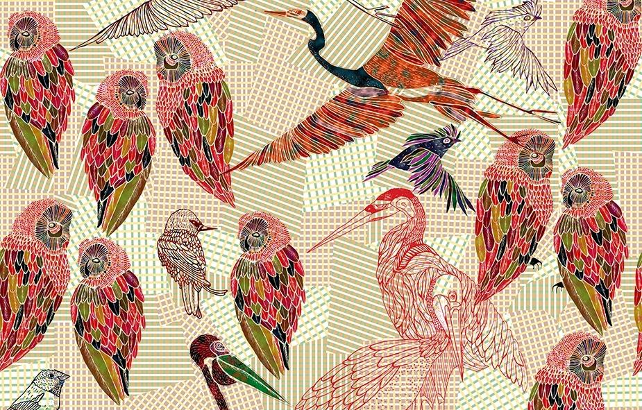 PENCIL BIRDS WDPB1601